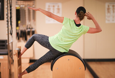Gym - Pilates Private Training